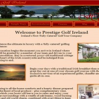Prestige Golf Ireland